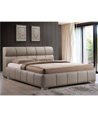 Кровать Signal BOLONIA (капучино) 160/200