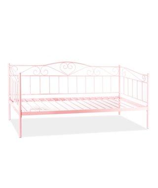 Кровать Signal BIRMA (розовый) 90/200