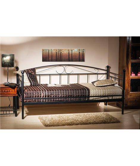 Кровать Signal ANKARA (черный) 90/200