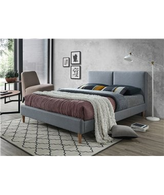Кровать Signal ACOMA (серый/дуб) 160/200
