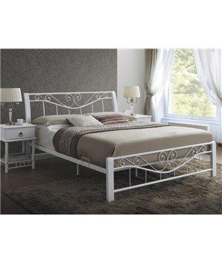 Кровать Signal PARMA (белый) 160/200