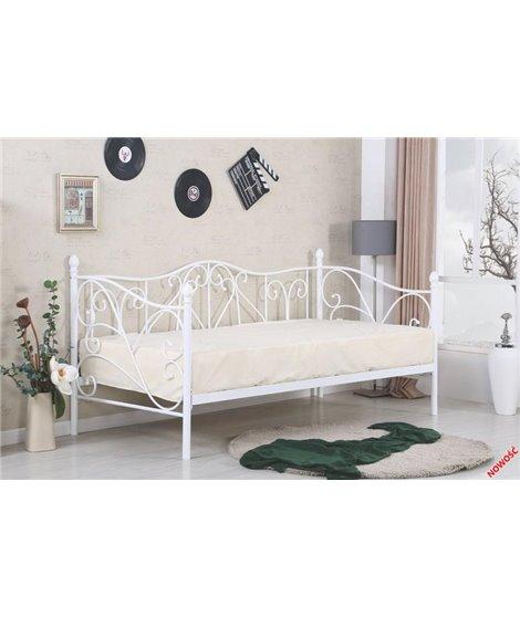 Кровать Halmar SUMATRA (белый) 90/200