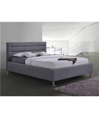 Кровать Signal LIDEN (серый) 160/200