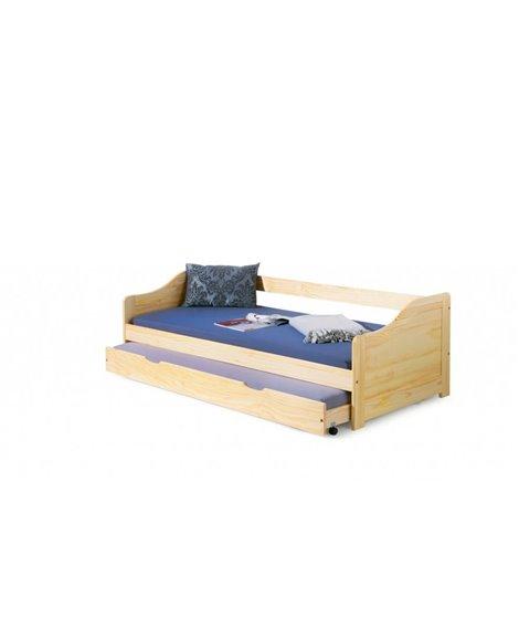 Кровать Halmar LAURA (сосна) 90/200