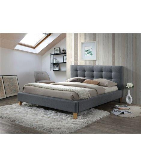 Кровать Signal TEXAS (серый) 180/200