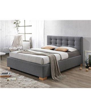 Кровать Signal COPENHAGEN (серый) 160/200