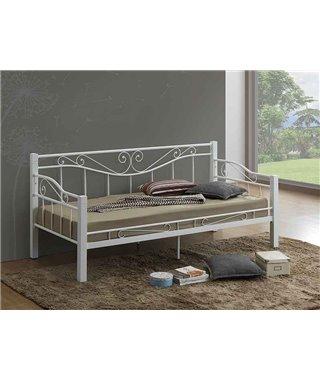 Кровать Signal KENIA (белый) 90/200