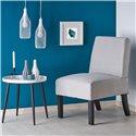 Кресло Halmar FIDO (светло-серый)