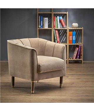 Кресло Halmar BALTIMORE (бежевый)