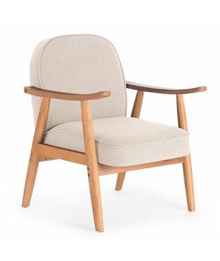 Кресло Halmar RETRO (бежевый)