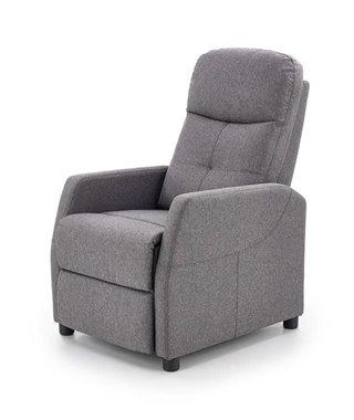 Кресло Halmar FELIPE (серый)