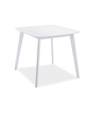 Стол обеденный Signal SIGMA 80 (белый)