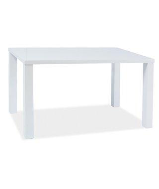 Стол обеденный Signal MONTEGO 80 (белый лак)