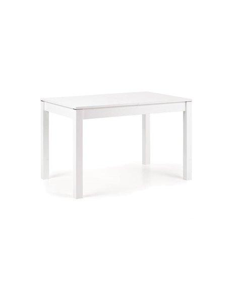 Стол обеденный Halmar MAURYCY, раскладной (белый)