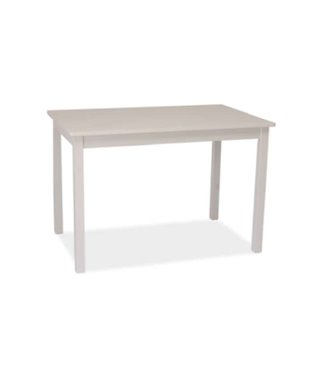 Стол обеденный Signal FIORD 80 (белый)
