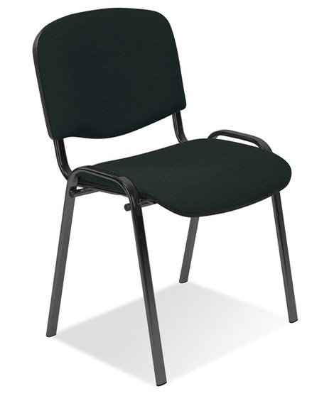 Стул офисный Halmar ISO C11 (черный)