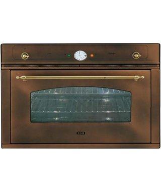 Духовой шкаф Ilve 900NCE3/RMY, окрашен под медь/бронза