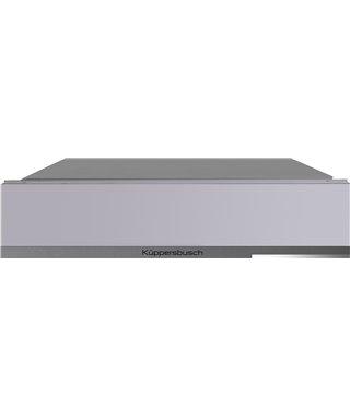 Шкаф для подогрева посуды Kuppersbusch CSW6800.0G3, Silver Chrome