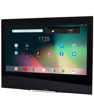 Сенсорная Android панель Avis AVS245K, Black Frame