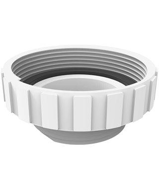 """Пластиковое кольцо Omoikiri с резьбой 2""""х5/4"""" для сверхплоского сифо"""