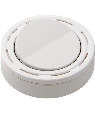 Накладной механический выключатель Elektra 52931001, белый/белый, выход вилка/розетка