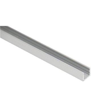 Алюминиевый профиль Forma E Funzione Алюминиевый профиль ERA, 13060110, врезной, длина 3000 мм, цвет алюминий