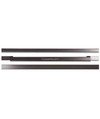 Декоративные планки и ручка Kuppersbusch 3001, Black Chrome