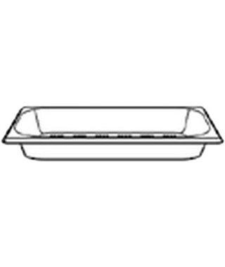 Гастроемкость перфорированная для приготовления на Kuppersbusch GN1304, GN 1/3, для CBD 6550, CBA 6550, CD 6350