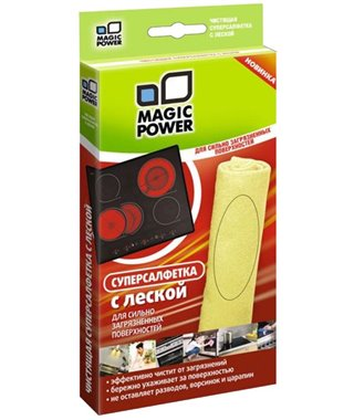 Салфетка для ухода за стеклокерамикой Magic Power MP-508