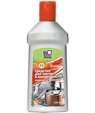 Средство для чистки и полировки изделий из металло Magic Power MP-704