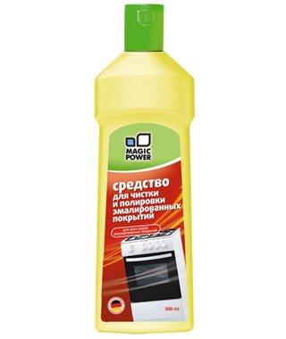 Средство для чистки и полировки эмалированных покр Magic Power MP-027