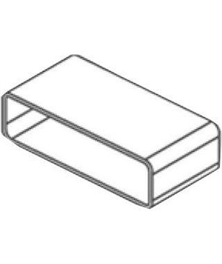 Прямоугольный соединительный элемент Falmec KACL.356, 220х90