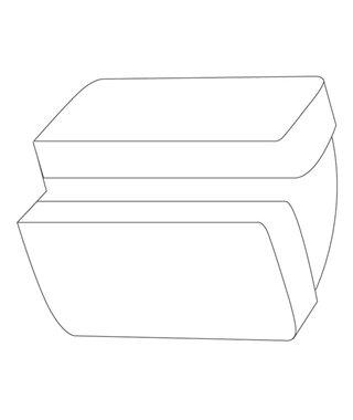 Прямоугольное вертикальное колено Falmec KACL.369