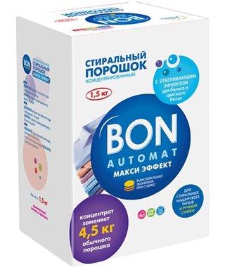 Концентрированный стиральный порошок Bon BN-138