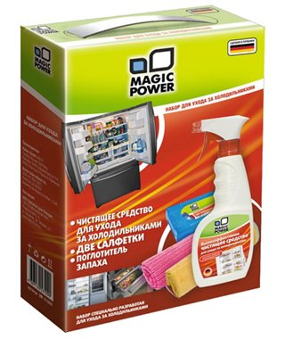 Набор для ухода за холодильниками Magic Power MP-21060