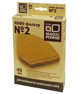 Фильтр для кофеварок Magic Power MP-CF2