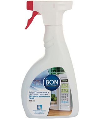 Чистящее средство для микроволновых печей Bon BN-158, 500 мл