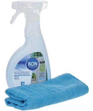 Набор для ухода за микроволновыми печами Bon BN-21020, 2 предмета