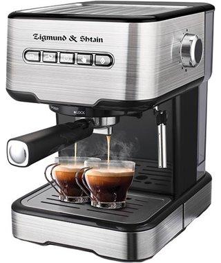 Кофеварка Zigmund Shtain ZCM-850