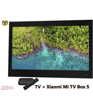 Avis AVS555SM (Black Frame) Android TV 9.0