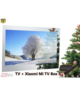 Avis AVS555SM (Magic Mirror) Android TV 9.0