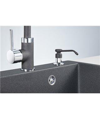 Дозатор мыла Granula 01 D, графит