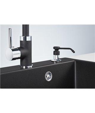 Дозатор мыла Granula 01 D, чёрный