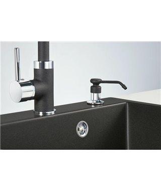 Дозатор мыла Granula 01 D, шварц