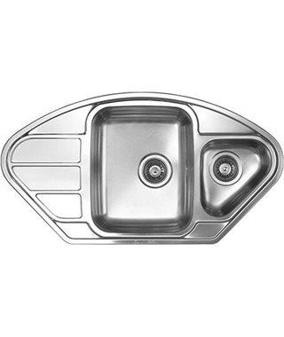 Кухонная мойка Florentina Профи 945.510.1К.08 матовая
