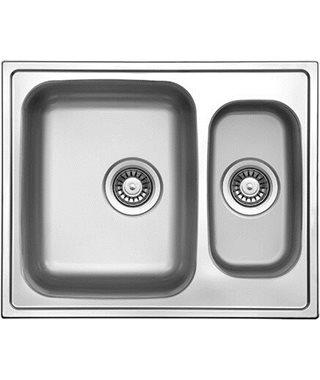 Кухонная мойка Florentina Профи 615.500.1К.08, матовая