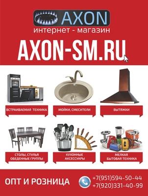 Компания AXON